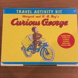 Curious George Travel Activity Kit
